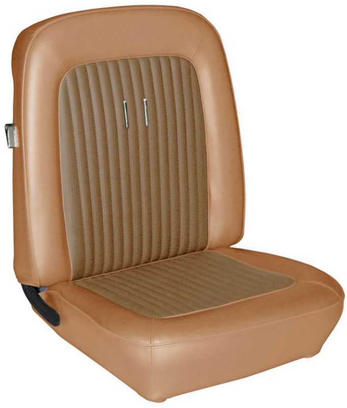 1968 Mustang Upholstery