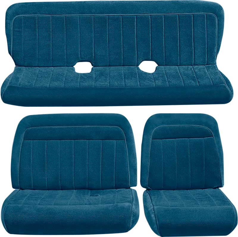 Surprising 1989 Chevrolet Truck Parts Interior Soft Goods Seat Pdpeps Interior Chair Design Pdpepsorg