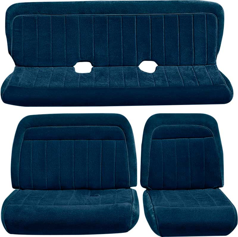 Awe Inspiring 1989 Chevrolet Truck Parts Interior Soft Goods Seat Alphanode Cool Chair Designs And Ideas Alphanodeonline