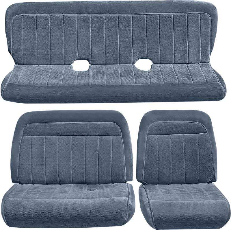 Marvelous 1991 Chevrolet Truck Parts Interior Soft Goods Seat Alphanode Cool Chair Designs And Ideas Alphanodeonline