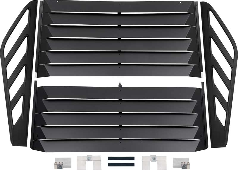 1982 1992 all makes all models parts w10518 1982 92 for 1980 camaro rear window louvers