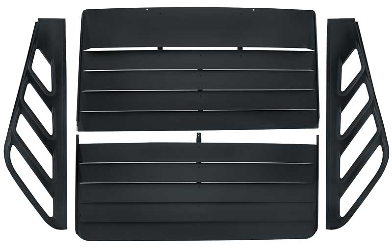 1986 1992 all makes all models parts w10610 1986 92 for 1980 camaro rear window louvers