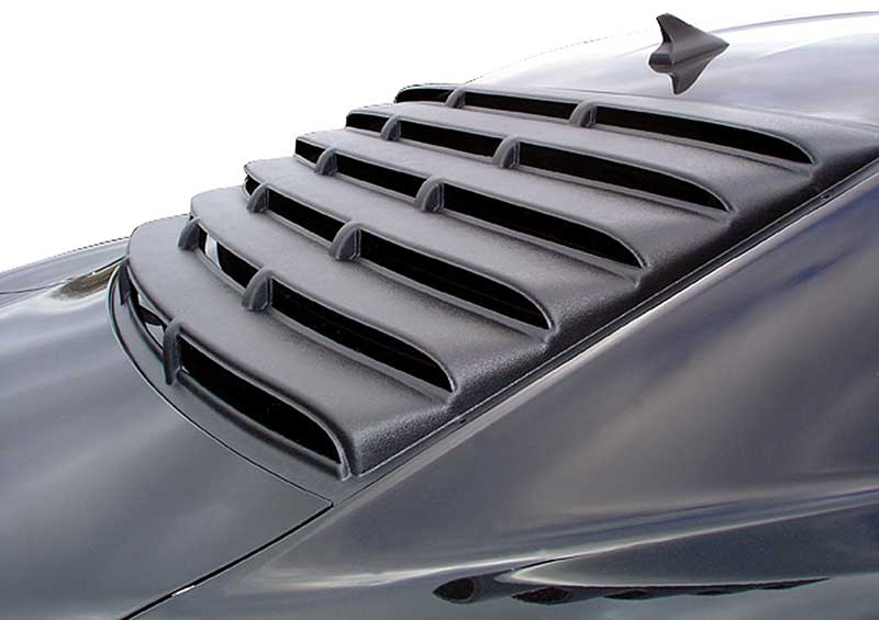 Camaro 2010 up parts body components exterior styling for 1980 camaro rear window louvers