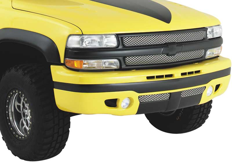 Chevrolet Truck Parts Body Components Exterior Styling Ground Effects Aftermarket
