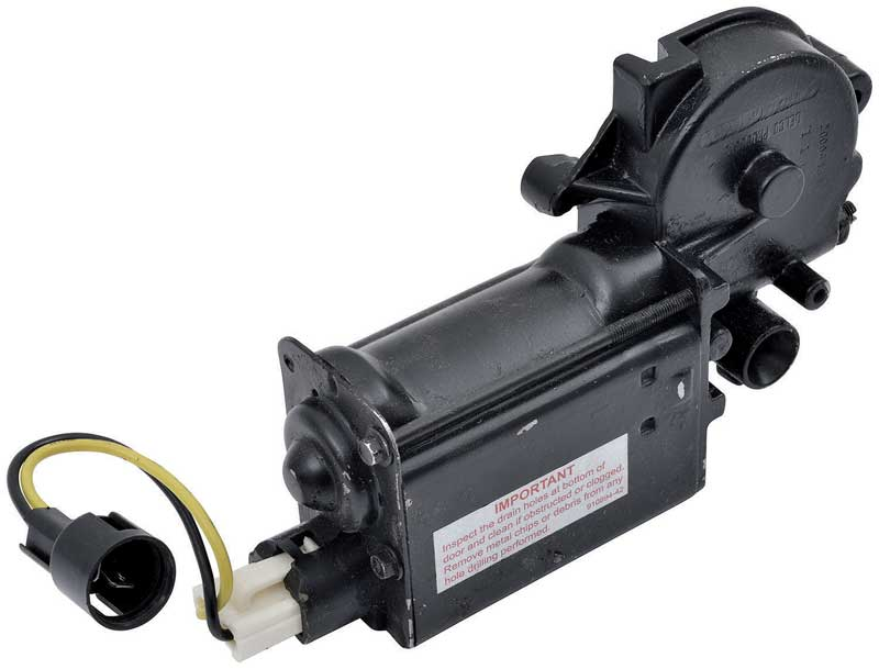 1979-1984 All Makes All Models Parts | A4221 | 1979-84 Chevrolet / GMC  Suburban Remanufactured Tailgate Window Lift Motor | Classic Industries