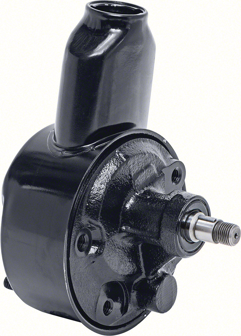 1962-69 Power Steering Pump with Banjo Style Reservoir