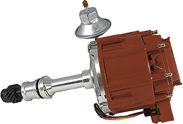 1977-79 Firebird Ta With Oldsmobile V8 Engines - Hei Ignition Distributor W/ Red Cap