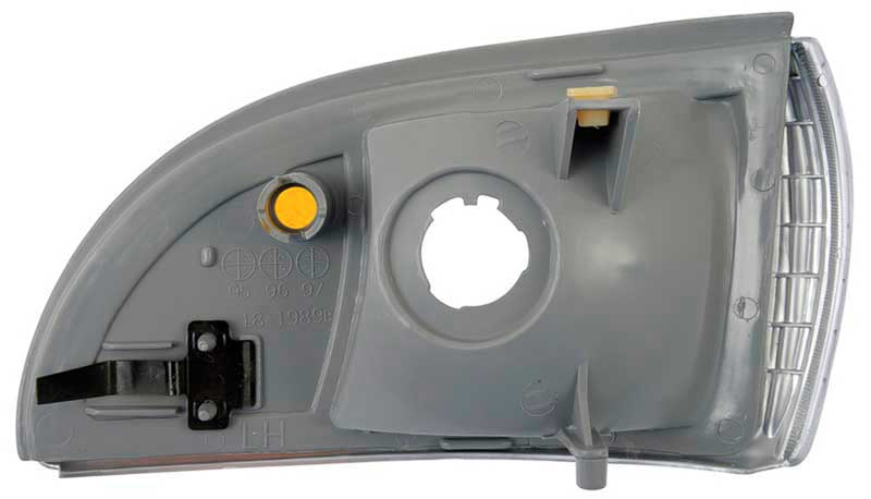 1991-96 Caprice / Impala SS Side Marker / Cornering Lamp Housing; LH