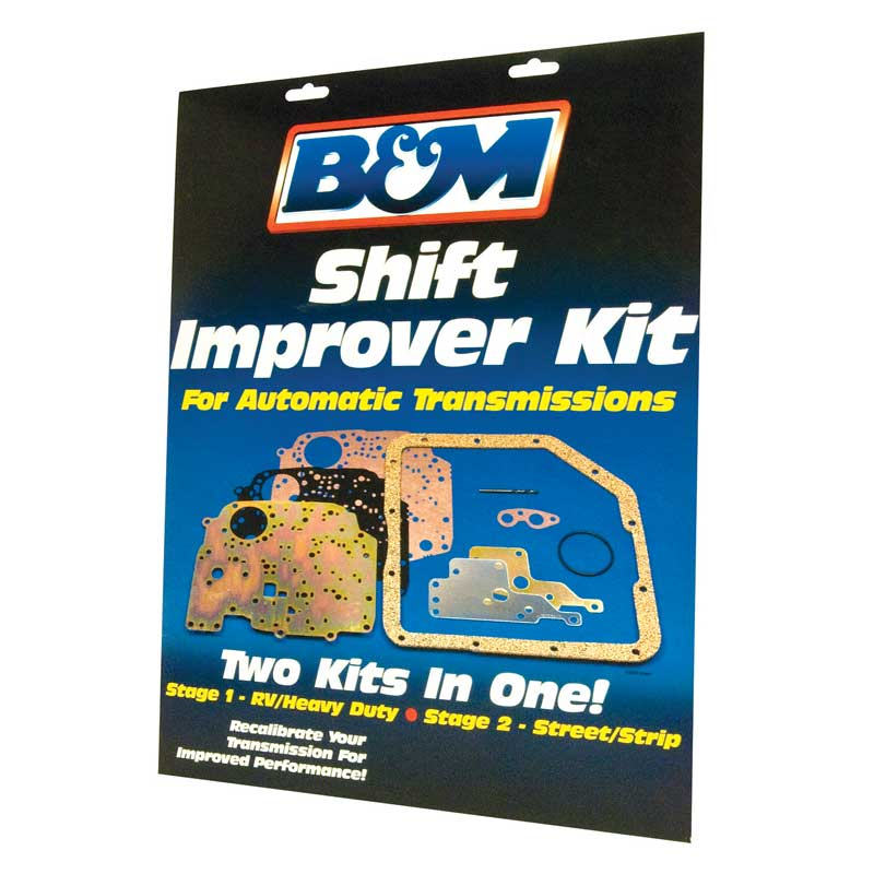 B&M Shift Improver Kit For 1967-91 Ford C6 Automatic Transmissions