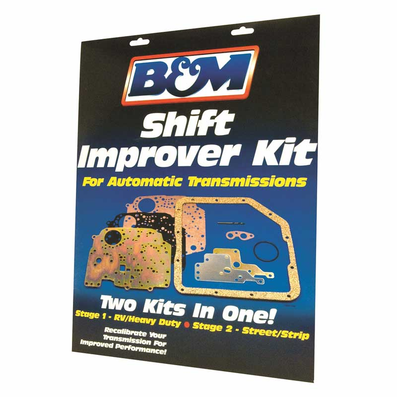 B&M Shift Improver Kit For 1967-69 Ford C4