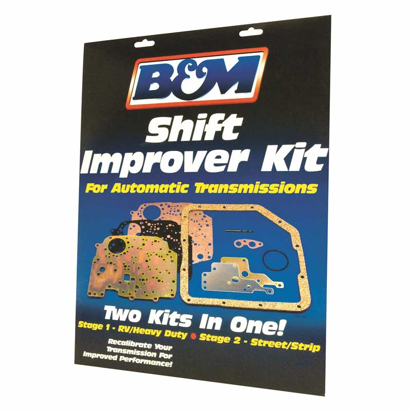 B&M Shift Improver Kit For 1970-82 Ford C4