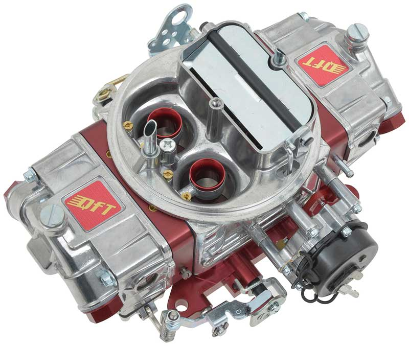 Quick Fuel Street Series 750 CFM Carburetor - Mechanical Secondary - Annular Booster- Electric Choke