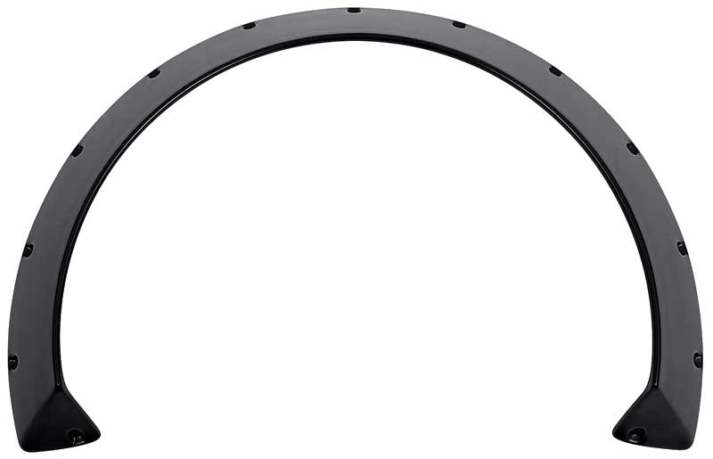 Clinched Glider Style 4.7 Wide Universal Fender Flares - Pair