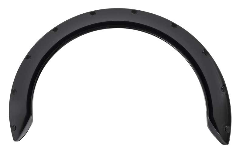 Clinched XL Fender Flares w/Oversized Radius - 2.7 Wide