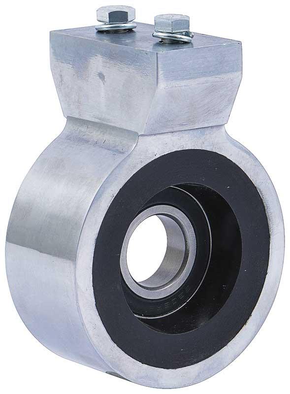 1955-89 Aluminum / Polyurethane Center Support Bearing
