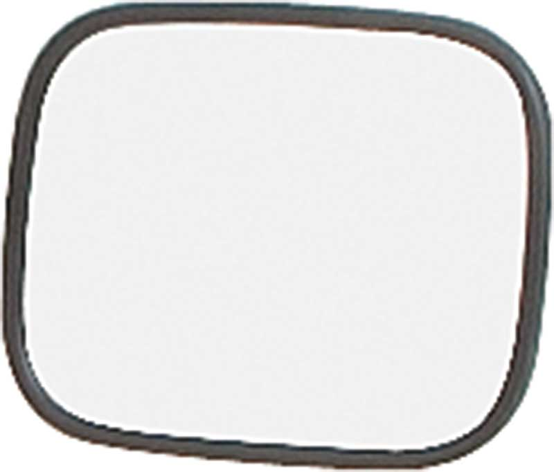 1947-72 GM Truck Outer Mirror Head-Black