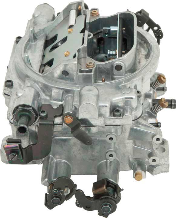 Edelbrock 650 CFM Thunder Series AVS Non EGR Carburetor with Manual Choke