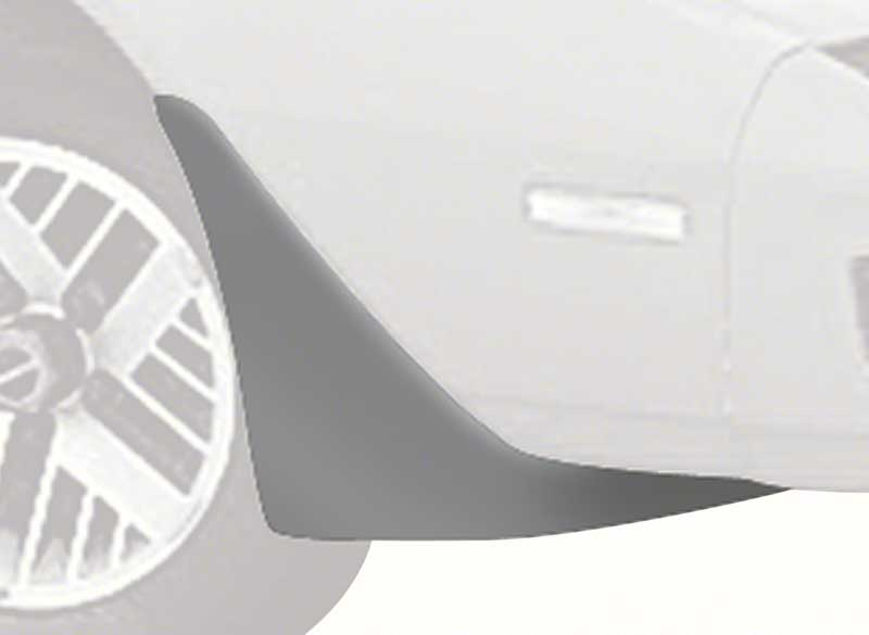 1982-88 FIREBIRD Z20 FRONT SIDE SPOILERS - PAIR