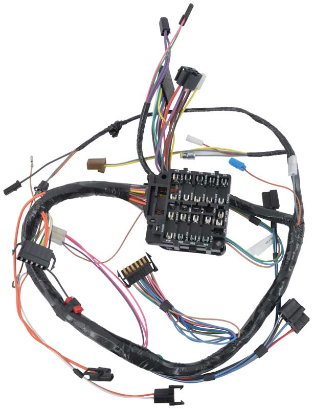 fb99356_v2 1969 all makes all models parts fb99356 1969 firebird firebird wiring harness at creativeand.co