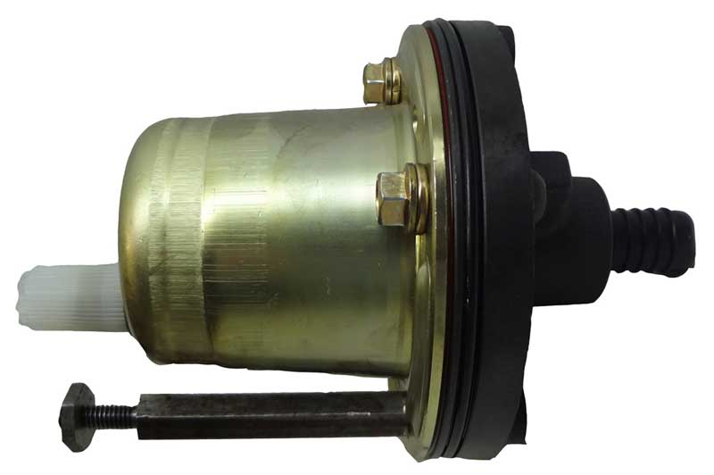 1965-66 Mustang Power Steering Pump without Reservoir; Ford Pump - NEW