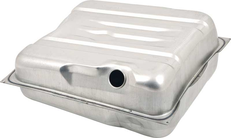 1970 Challenger 18 Gallon Fuel Tank - Niterne Coated Steel (No Vent Tubes)