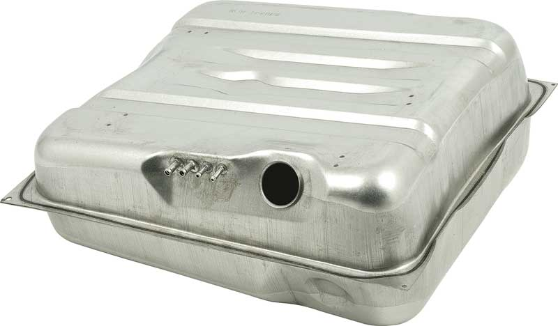 1971-72 Challenger 18 Gallon Fuel Tank - Nitern Coated Steel