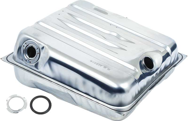 1970 Barracuda 18 Gallon Fuel Tank - Stainless Steel