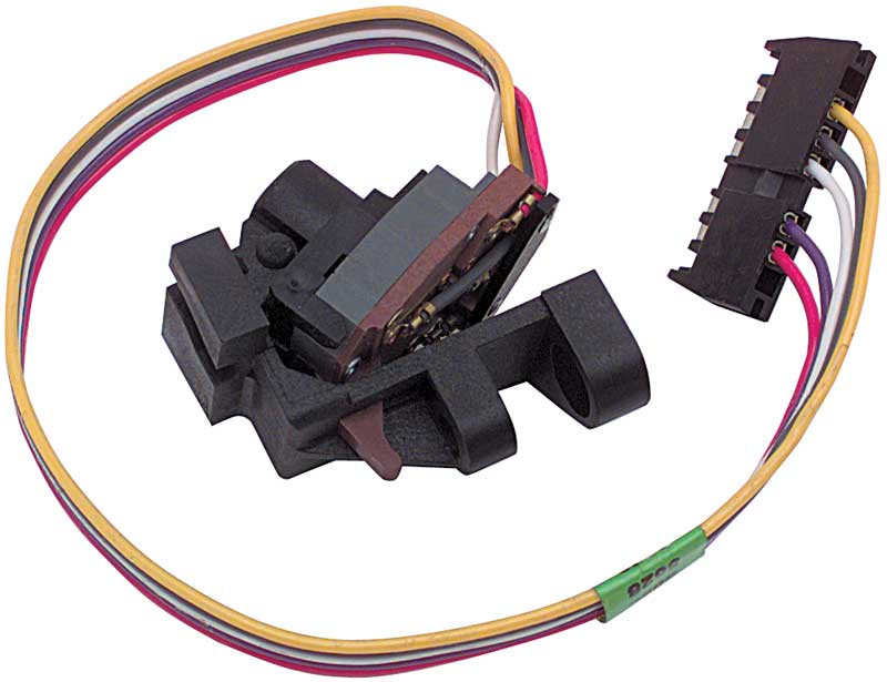 1988-89 Wiper Switch Without Pulse