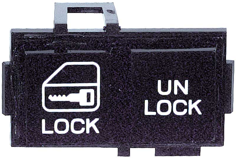 1982-92 Camaro / Firebird Inner Door Lock Switch; RH