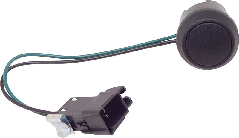 1999-05 S10 Blazer/S15 Jimmy/Bravada Tailgate Window Release Switch; Genuine GM # 15760719