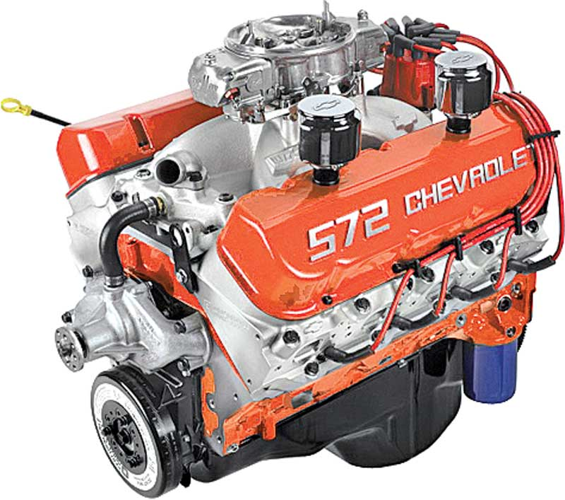 Image result for chevy 572 crate engine