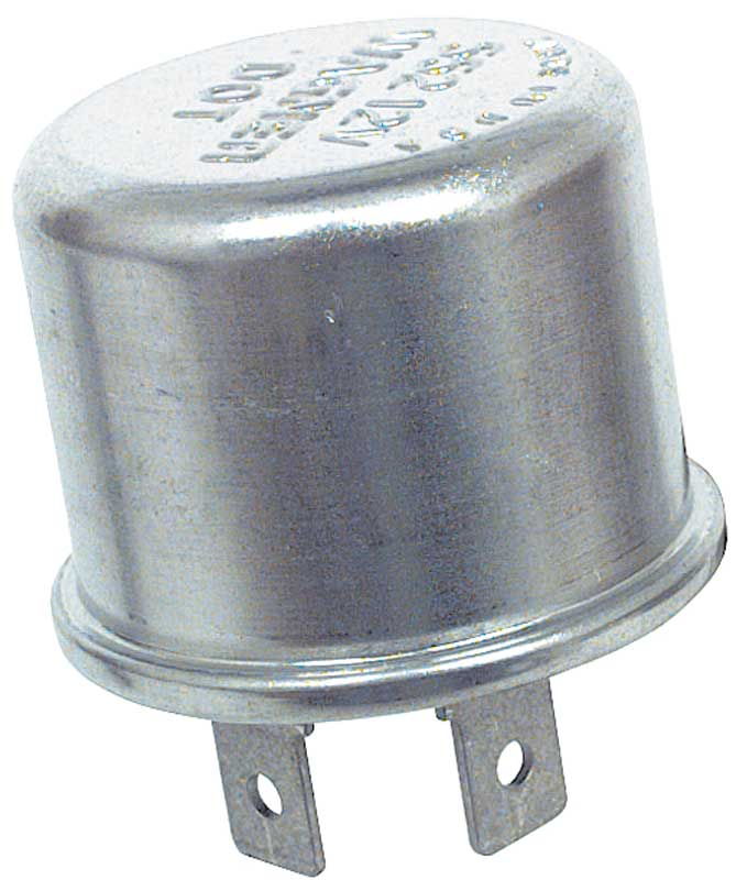 2-Terminal Hazard Flasher Relay Unit - 552