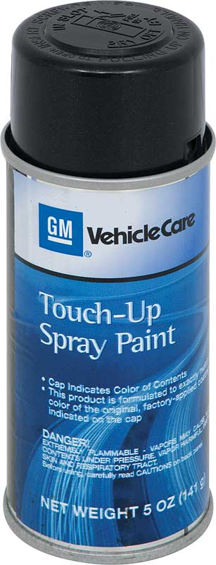 gm touch up paint 5oz spray imperial blue metallic
