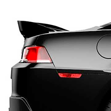 2014-15 Camaro Coupe W/Out Factory Spoiler - Z28 Style Rear Spoiler - Black (GBA)