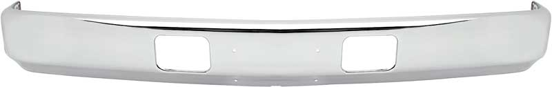1988-02 GM Chrome Front Bumper with Auxiliary Air Holes