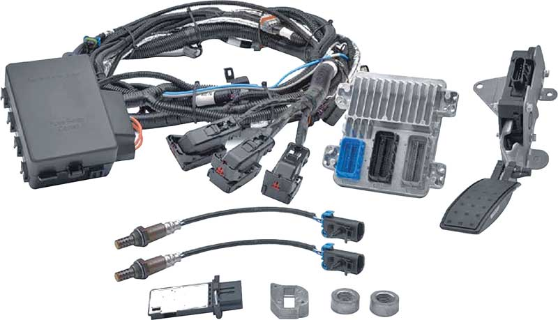 LSA 6.2L Engine Controller Set