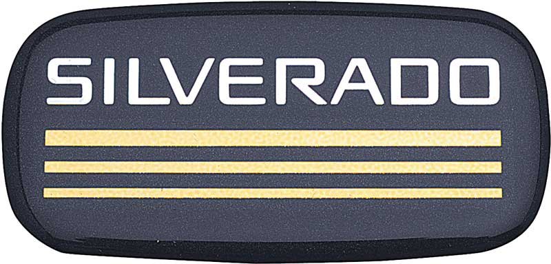 1988-03 CHEVROLET TRUCK SILVERADO BODY SIDE EMBLEM