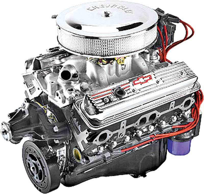 GM Performance Parts 350 HO Deluxe Crate Engine