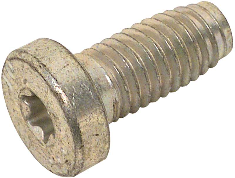Seat Belt Bolt, 1/2-13 x 1-1/8 Coarse Thread, Torx, Genuine GM