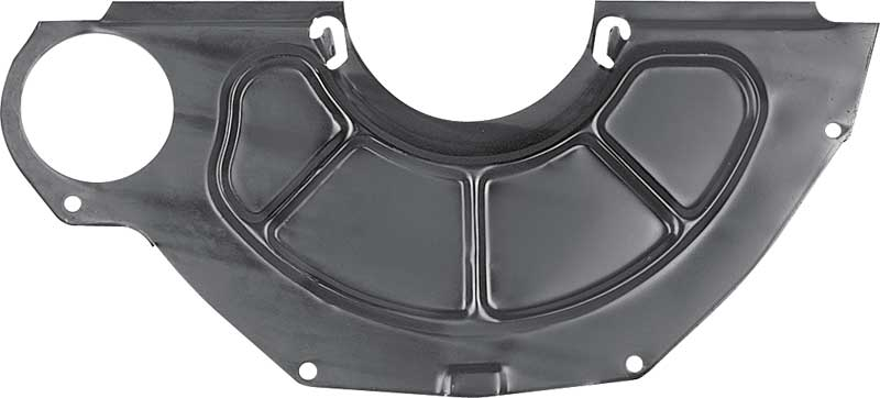 Clutch Housing Cover For Use On Models With 11 Bellhousing And Siginaw Transmissions