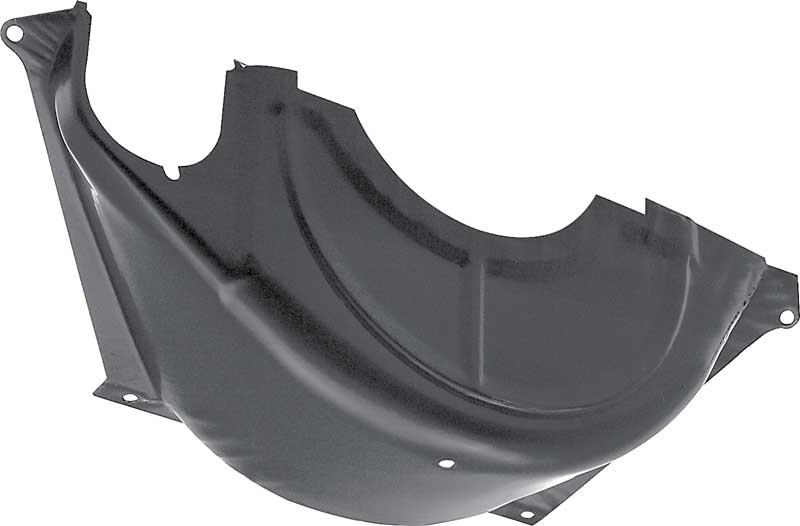 1965-72 Turbo 400 6, 8 Cylinder Converter Cover