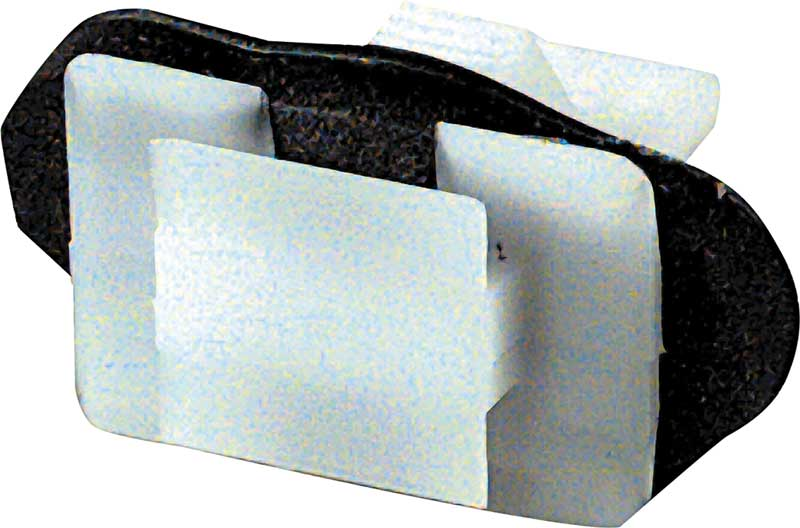 1982-92 Camaro / Firebird without T-Tops Windshield Side Molding Retainer