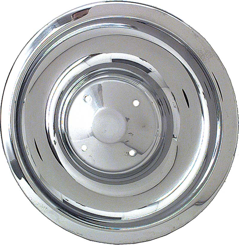 1967 Rally Wheel Hub Cap Base (GM)