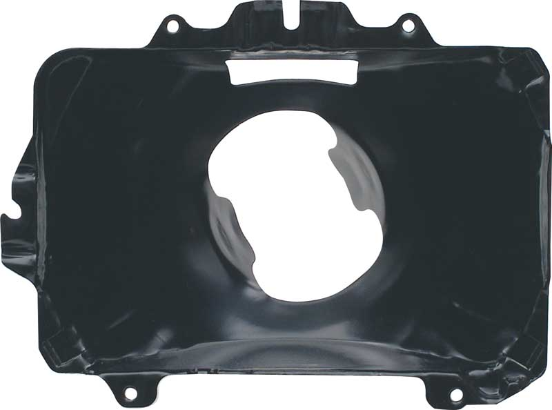 1976-97 Rectangular Headlamp Mounting Bucket; RH