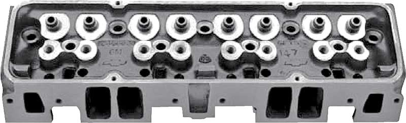 67-8 Small Block Cylinder Head