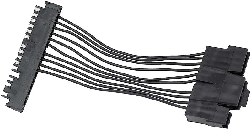 Wiring Harness For Turn Signal Switch