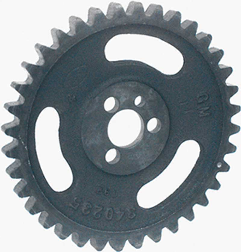 1965-86 Chevrolet Small Block 36 Tooth Iron Camshaft Timing Gear