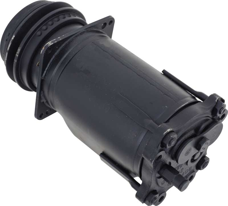 1967-1981 All Makes All Models Parts | 57098 | 1962-86 Remanufactured A6  Super Heat AC Compressor with Clutch and Metric Mounting Holes | Classic