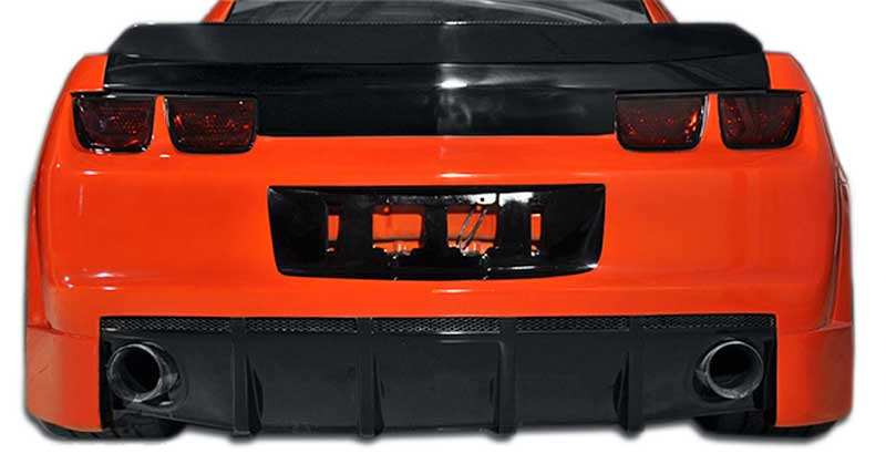 2010-13 Camaro Duraflex 8 Piece Circuit Wide Body Kit