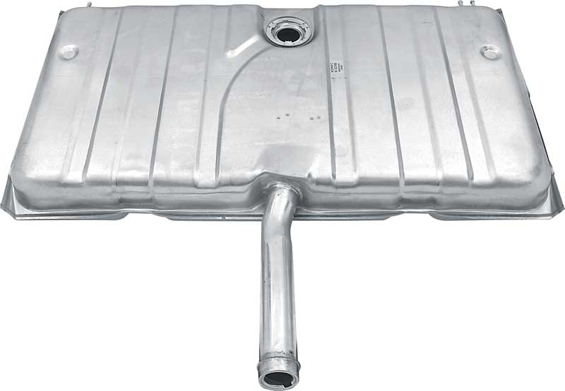 1971-72 Nova With Out EEC - 18 Gallon Fuel Tank - Zinc Coated Steel